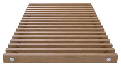 Roll-up wooden grill – jatoba – Verano